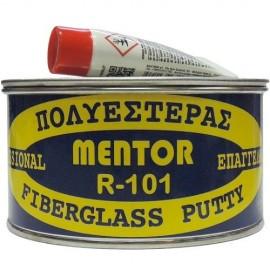 Σιδηρόστοκος πολυεστερικός με ίνες υάλου 380gr R-101 MENTOR