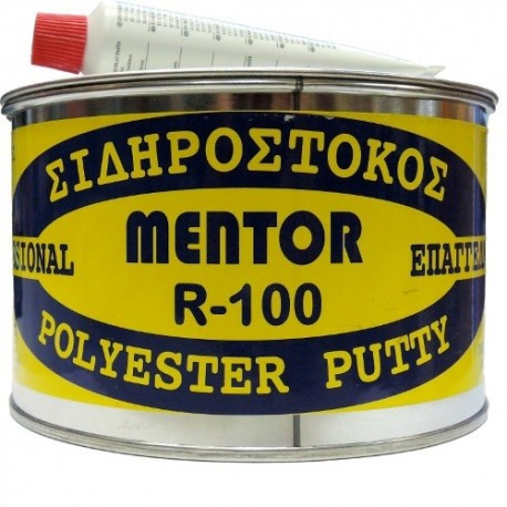 Σιδηρόστοκος δύο συστατικών 380γραμ. R-100 MENTOR