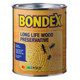 Bondex Long Life Wood Preservative 750ml Φαρμάκι Ξύλου