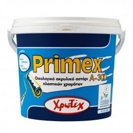 PRIMEX A-300 Οικολογικό ακρυλικό αστάρι 0.75lt Χρωτέχ