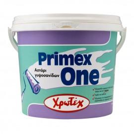PRIMEX ONE Αστάρι γυψοσανίδων 0.75lt  Χρωτέχ