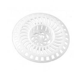 Σιτάκι νεροχύτου πλαστικό Λευκό