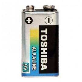 Μπαταρίες Toshiba αλκαλικές 9V  6LF22