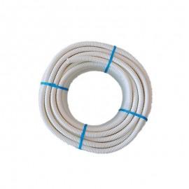 ΧΕΛΙΦΛΕΞ σωλήνας για air-condition Φ18 Λευκός ανά μέτρο OEM