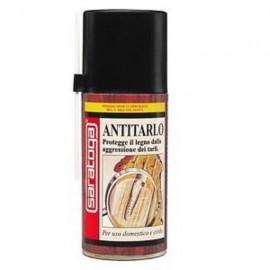 SARATOGA ANTITARLO Φαρμάκι ξύλου σε spray 150ml