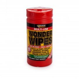 Μαντηλάκια καθαρισμού Wonder Wipes 100 τεμαχίων