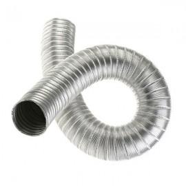 Αεραγωγός σπιράλ εύκαμπτος αλουμινίου βαρέος τύπου 3m OEM