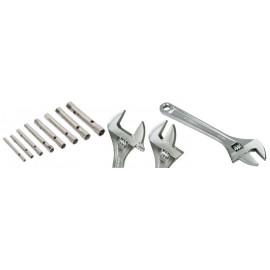 Γαλλικά Κλειδιά-Σωληνωτά