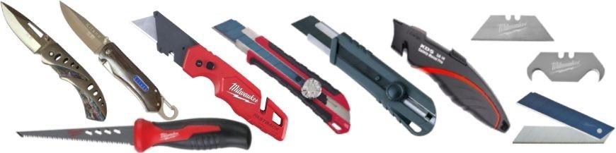 Φαλτσέτες-ανταλλακτικά- Μαχαίρια