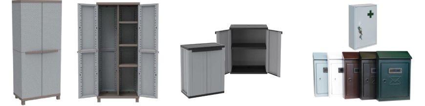 Ντουλάπες-Χρηματοκιβώτια-Γραμματοκιβώτια-Κλειδοθήκες