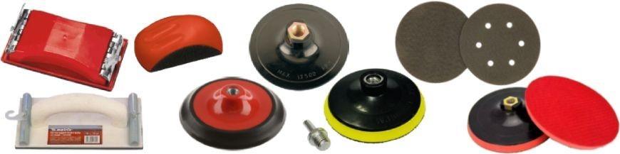 Εργαλεία-γυαλοχαρτιέρες