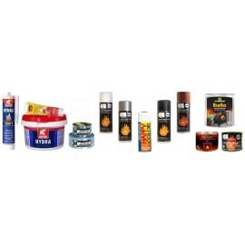 Χρώματα-Επισκευαστικά Υψηλής Θερμοκρασίας