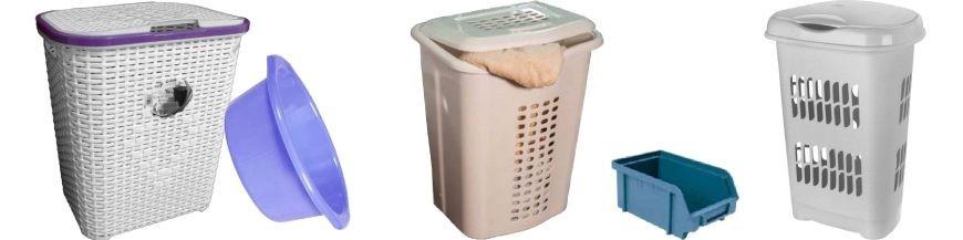 Καλάθια Απλύτων- Κούτια Αποθήκευσης- Λεκάνες