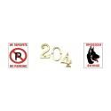 Ταμπέλες - Απαγορευτικά - Ενημερωτικά - Σήματα