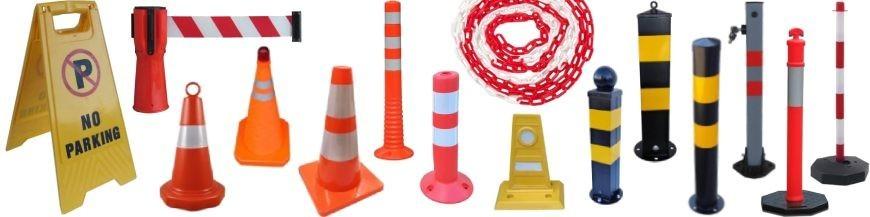 Κολωνάκια- Καθρέπτες- Μπάρες Παρκαρίσματος