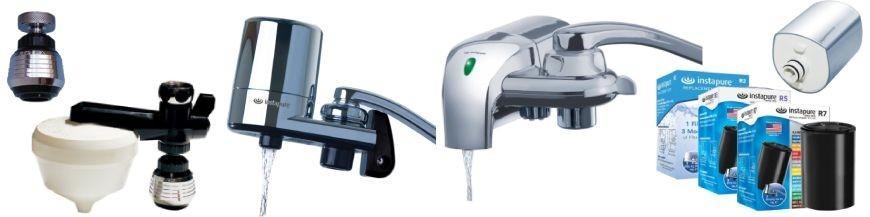 Φίλτρα νερού βρύσης-Ανταλλακτικά